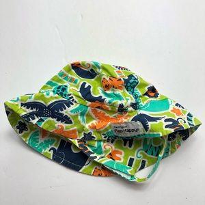 Flap Happy Bucket Summer Hat Velcro Strap